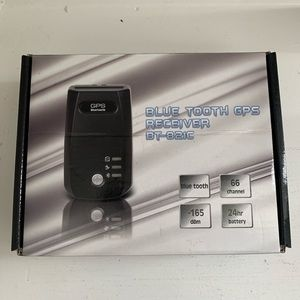 Other - GlobalSat Bluetooth GPS Receiver BT-821C